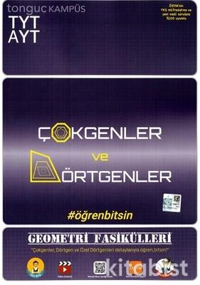 Tonguç Akademi - TYT-AYT Geometri Fasikülleri - Çokgenler ve Dörtgenler