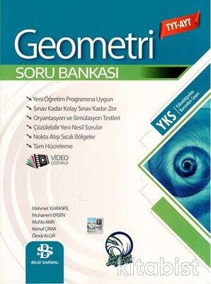 Bilgi Sarmal Yayınları - TYT-AYT Geometri Soru Bankası