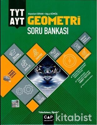 Çap Yayınları - TYT-AYT Geometri Soru Bankası
