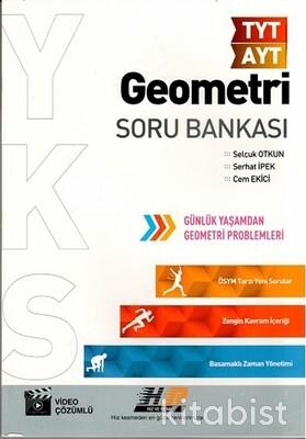 Hız ve Renk Yayınları - TYT-AYT Geometri Soru Bankası