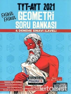 Benim Hocam Yayınları - TYT-AYT Geometri Soru Bankası Pragmatik Serisi - 2021