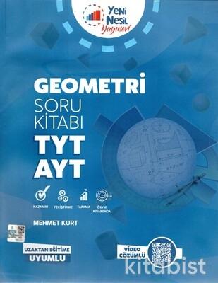 Yeni Nesil Yayınları - TYT-AYT Geometri Soru Kitabı