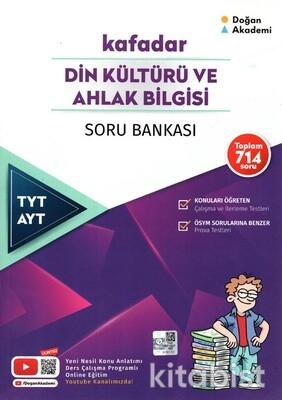 Doğan Akademi Yayınları - TYT-AYT Kafadar Din Kült.ve Ahlak Bil.Soru Bankası