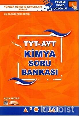 Apotemi Yayınları - TYT-AYT Kimya Soru Bankası