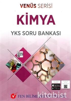 Fen Bilimleri Yayınları - TYT-AYT Kimya Soru Bankası Venüs Serisi