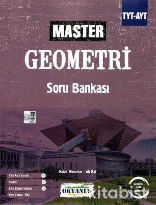 Okyanus Yayınları - TYT-AYT Master Geometri Soru Bankası