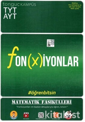 Tonguç Akademi - TYT-AYT Matematik Dergisi Fonksiyonlar