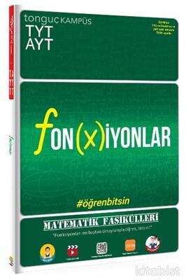 Tonguç Akademi - TYT-AYT Matematik Fasikülleri - Fonksiyonlar