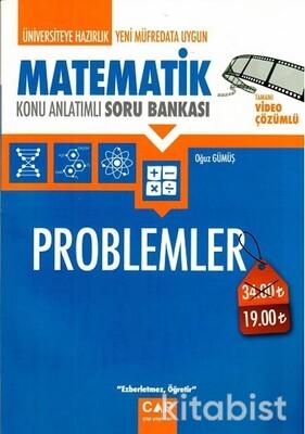 Çap Yayınları - TYT-AYT Matematik - Problemler Konu Anlatımlı Soru Bankası