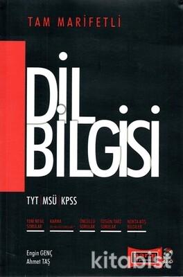 Yargı Yayınları - TYT-AYT-MSÜ-KPSS Tam Marifetli Dil Bilgisi