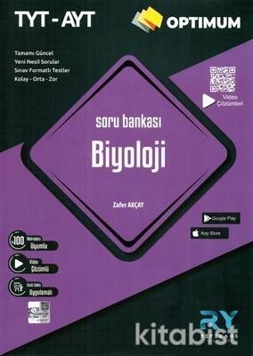 Referans Yayınları - TYT-AYT Optimum Biyoloji Soru Bankası