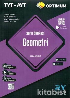 Referans Yayınları - TYT-AYT Optimum Geometri Soru Bankası