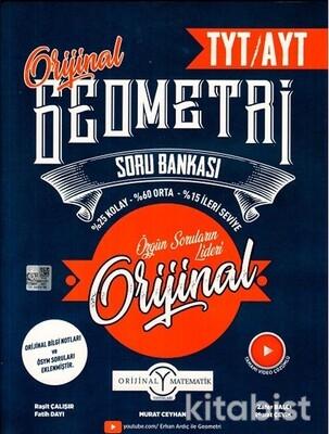 Orijinal Yayınları - TYT-AYT Orijinal Geometri Soru Bankası