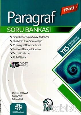 Bilgi Sarmal Yayınları - TYT-AYT Paragraf Soru Bankası