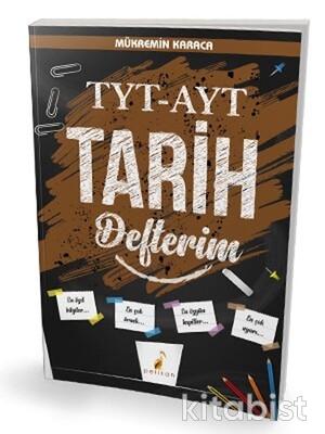 Pelikan Yayınları - TYT – AYT Tarih Defterim