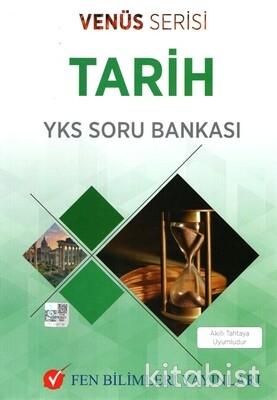 Fen Bilimleri Yayınları - TYT-AYT Tarih Soru Bankası Venüs Serisi