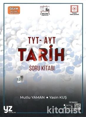 Yz Yayınları - TYT-AYT Tarih Soru Kitabı