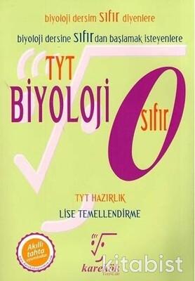 Karekök Yayınları - TYT Biyoloji 0