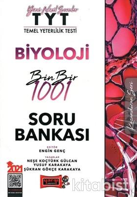 Yargı Yayınları - TYT Biyoloji 1001 Soru Bankası