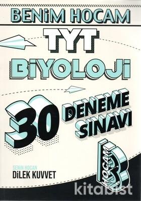 Benim Hocam Yayınları - TYT Biyoloji Çözümlü 30'lu Deneme Sınavı