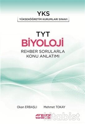 Esen Yayınları - TYT Biyoloji Rehber Sorularla Konu Anlatımlı