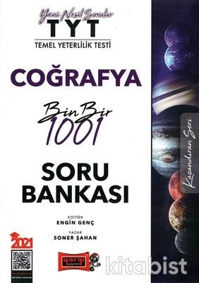 Yargı Yayınları - TYT Coğrafya 1001 Soru Bankası 2021