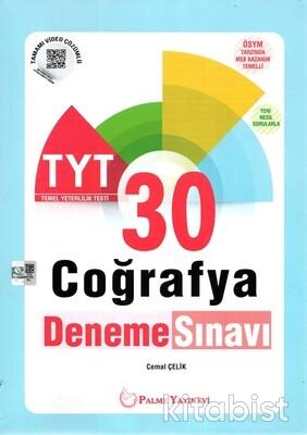Palme Yayınları - TYT Coğrafya 30 lu Deneme Sınavı