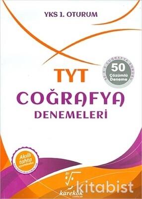 Karekök Yayınları - TYT Coğrafya 50'li Deneme Sınavı