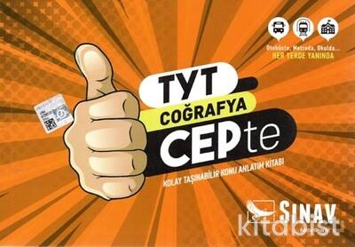 Sınav Yayınları - TYT Coğrafya Cepte Konu Anlatımlı