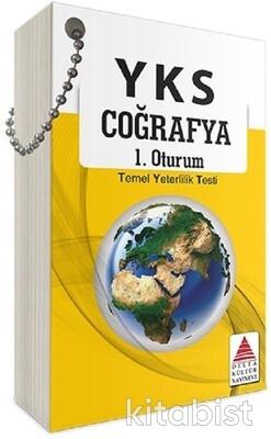 Delta Yayınları - TYT Coğrafya Kartları