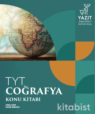 Yazıt Yayınları - TYT Coğrafya Konu Anlatımlı