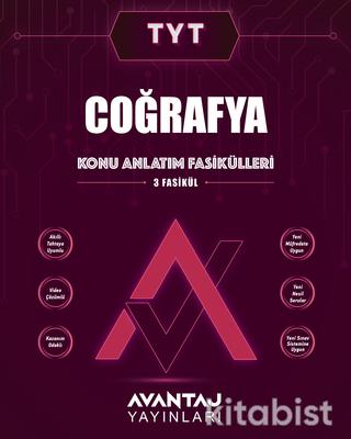 Avantaj Yayınları - TYT Coğrafya Konu Fasikülleri