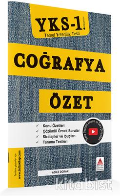 Delta Yayınları - TYT Coğrafya Özet