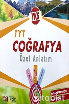 Nitelik Yayınları - TYT Coğrafya Özet Anlatım