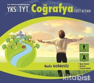 Palme Yayınları - TYT Coğrafya Özet Kitabı