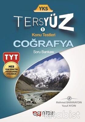 Nitelik Yayınları - TYT Coğrafya Tersyüz Soru Bankası
