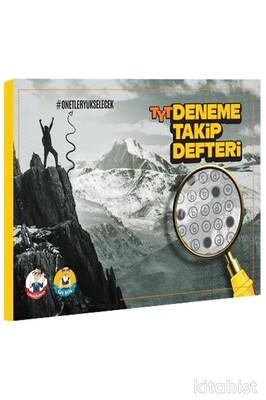 Tonguç Akademi - TYT Deneme Takip Defteri