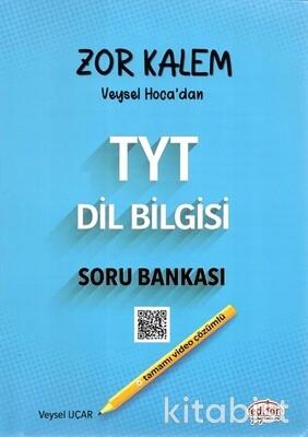 Editör Yayınları - TYT Dil Bilgisi Soru Bankası