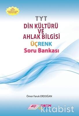 Üçrenk Yayınları - TYT Din Kültürü ve Ahlak Bilgisi Soru Bankası