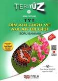 Nitelik Yayınları - TYT Din Kültürü ve Ahlak Bilgisi Tersyüz Soru Bankası