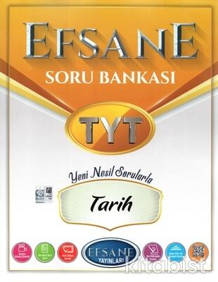 Açı Yayınları - TYT Efsane Tarih Soru Bankası