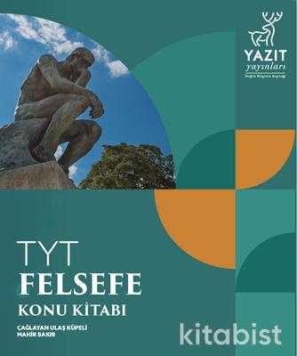 Yazıt Yayınları - TYT Felsefe Konu Anlatımlı
