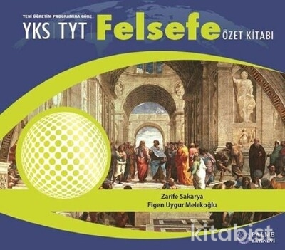 Palme Yayınları - TYT Felsefe Özet Kitabı