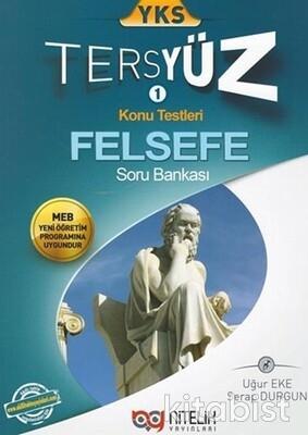 Nitelik Yayınları - TYT Felsefe Tersyüz Soru Bankası