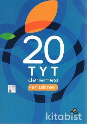 Endemik Yayınları - TYT Fen Bilimleri 20'li Deneme Sınavı
