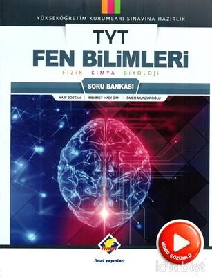 Final Yayınları - TYT Fen Bilimleri (Fizik-Kimya-Biyoloji)Soru Bankası
