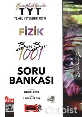Yargı Yayınları - TYT Fizik 1001 Soru Bankası - 2021