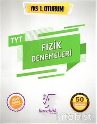 Karekök Yayınları - TYT Fizik 50'li Deneme Sınavı