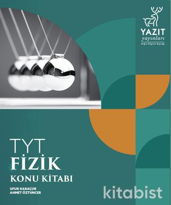 Yazıt Yayınları - TYT Fizik Konu Anlatımlı