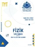 Çöz Kazan Yayınları - TYT Fizik Konu Özetli Soru Bankası